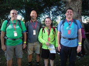Prospect Estate Agents - David Sheate's Charity Walk News Story