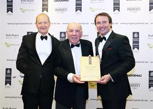 National award for Shropshire estate agents …