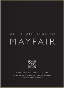 MAYFAIR'S GOLDEN DECADE