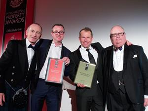 Prospect Estate Agency is celebrating after winning two coveted awards at the International Property Awards 2015/16.