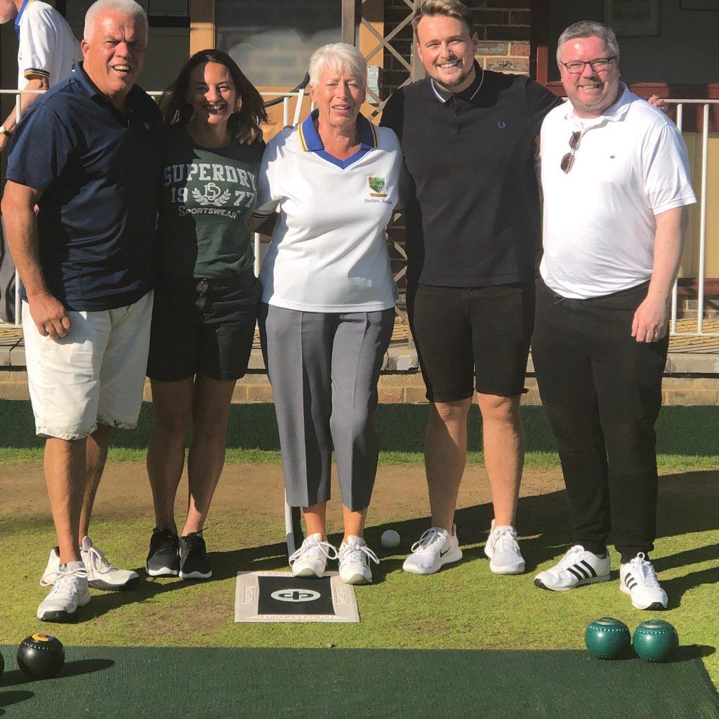 Hurstpierpoint Bowling Club's Pro-Am Competition