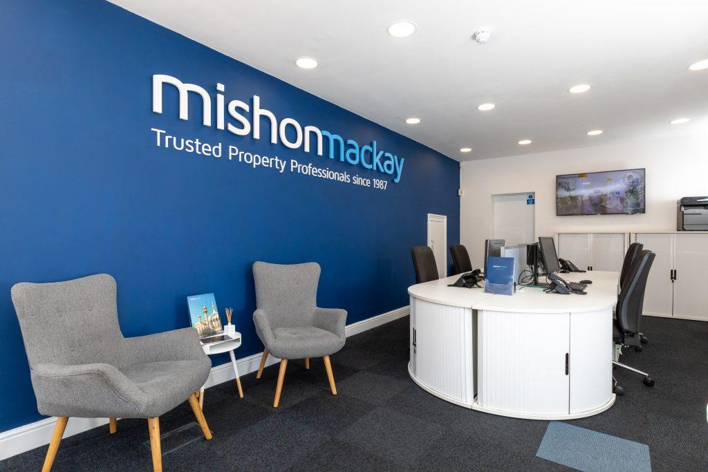 Take a look at Mishon Mackay's Kemp Town office makeover