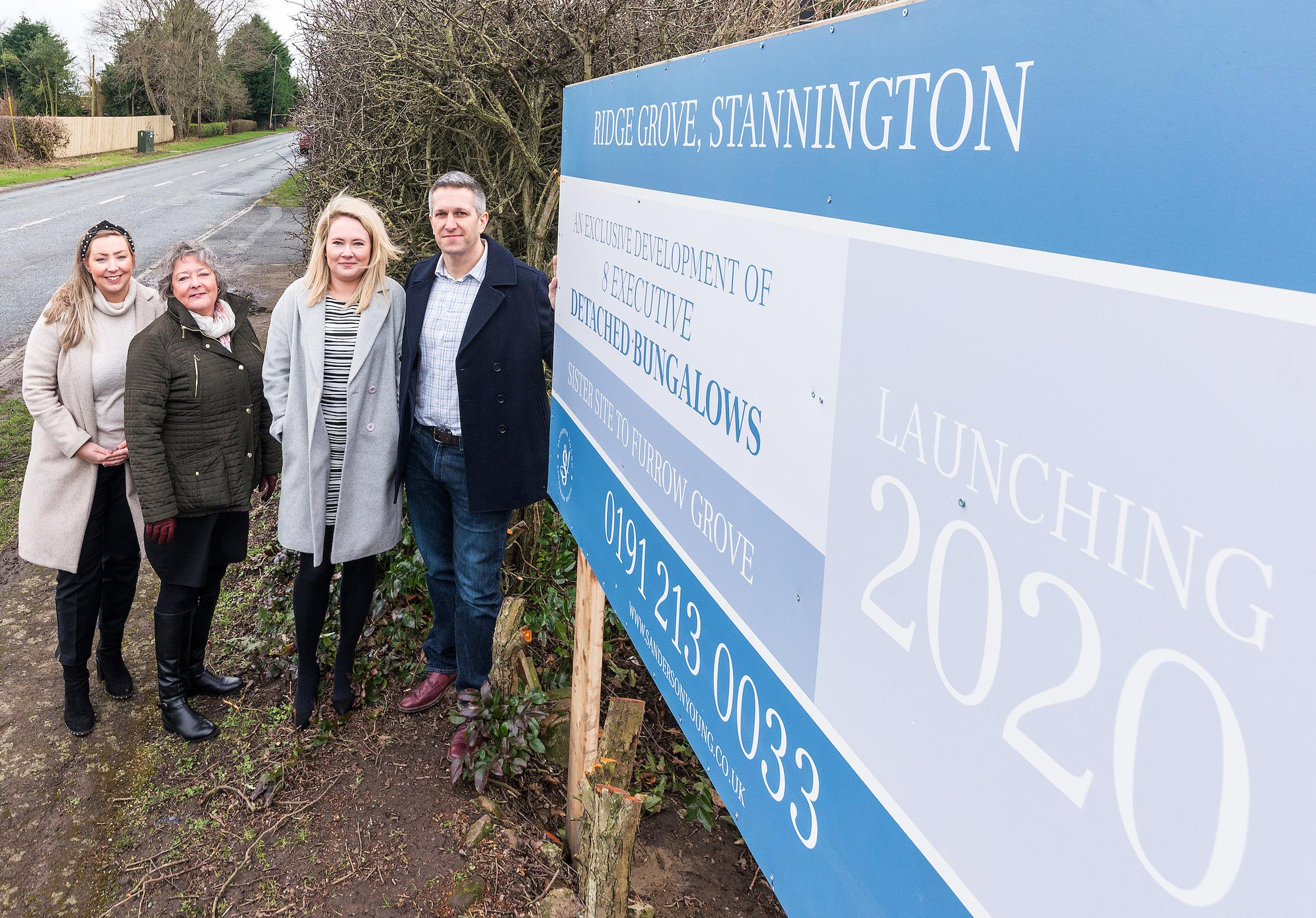 Bungalow developers Altoria acquire sister site in Stannington