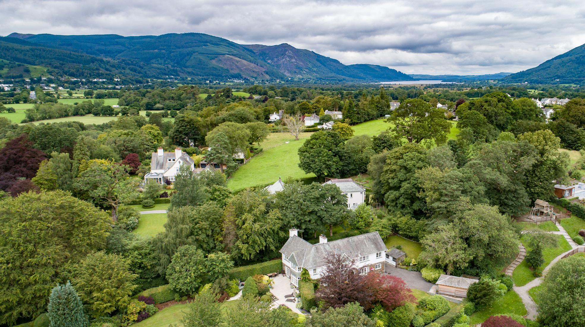 A Lake District retreat