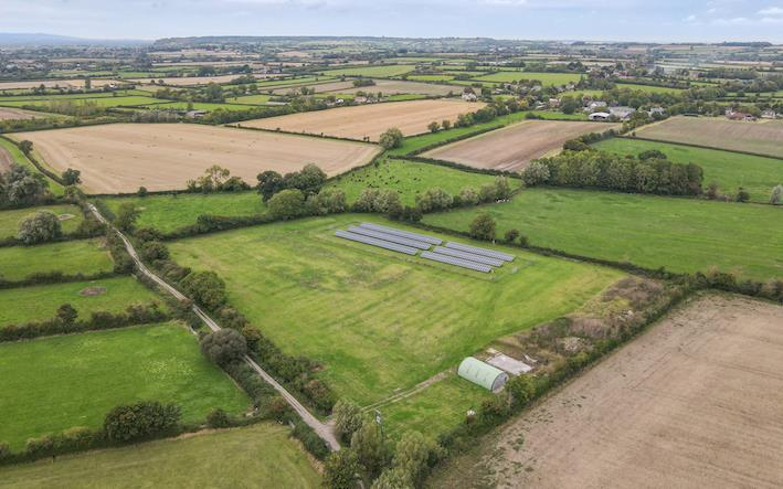 Nationwide interest in solar farm