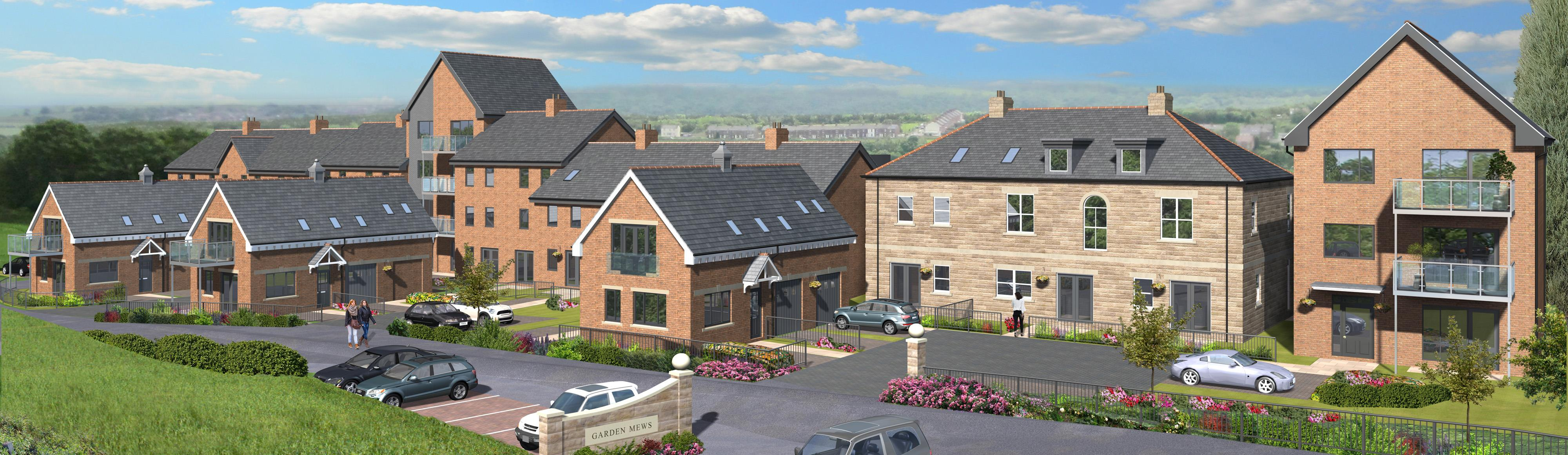 LOCAL DEVELOPER SET TO BRING EXCITING BLAYDON PROPERTY DEVELOPMENT TO MARKET